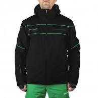 DIEL Alfred skijakke til mænd, sort/grøn