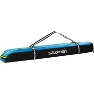 Salomon Extend 1P 135+20 Skibag, sort/blå