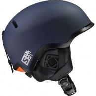 Salomon Hacker, skihjelme, mørkeblå