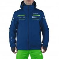 DIEL Chopper skijakke til mænd, blå