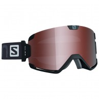 Salomon Cosmic Access goggles, sort