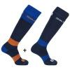Salomon All Round ski sock, 2 par