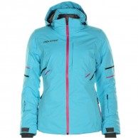 DIEL Charity skijakke, dame, lysblå
