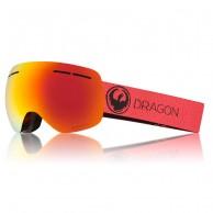 Dragon X1s, Mill/red, Lumalens