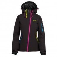Kilpi Asimetrix-W, skijakke, dame, sort