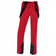 Kilpi Rhea-W, skibukser, dame, rød