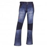 Kilpi Jeanster-W, skibukser, dame, blå