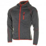Cairn Roselend M, fleece jakke, mænd, Grå