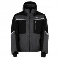 Kilpi IO-M, skijakke, herre, mørkegrå
