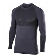 Falke Long Sleeved Shirt, herre, mørkegrå