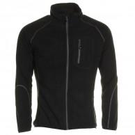 Cairn Lerie M, fleece jakke, mænd, sort