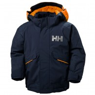 Helly Hansen Snowfall Ins jakke, evening blue