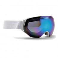 Demon Alpiner skigoggle, hvid