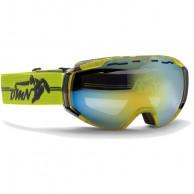 Demon Storm skibriller, gul