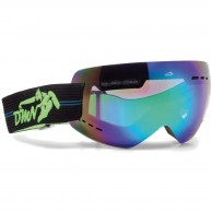 Demon Gravity skibriller, grøn
