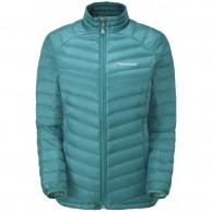 Montane Featherlite Down Micro Jacket, dunjakke, dame, grøn