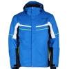 DIEL Charles skijakke til mænd, blå