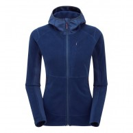 Montane Fury Jacket, dame, blå