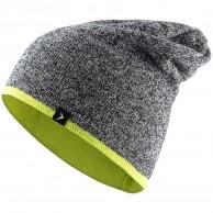 4F/Outhorn vendbar beanie, mørk grå/grøn