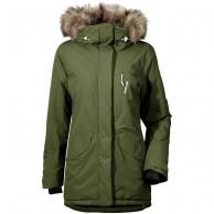 Didriksons Stacie jakke, dame, grøn