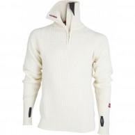 Ulvang Rav sweater w/zip, herre, vanilla