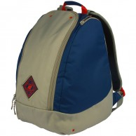 K2 DLX Boot Helmet Bag 40L, blue tan