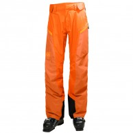 Helly Hansen Backbowl Cargo skibukser, herre, orange
