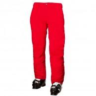 Helly Hansen Velocity Insulated skibukser, herre, rød
