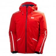 Helly Hansen Vista skijakke, herre, rød