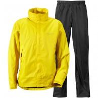 Didriksons Main Mens Set, regnsæt, gul