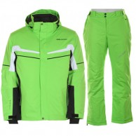DIEL Charles/Chad skisæt, herre, grøn