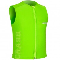 Komperdell Cross Eco Junior Vest, Rygskjold