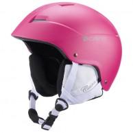 Cairn Android, junior skihjelm, mat pink