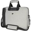 4F Messenger Bag, lys grå