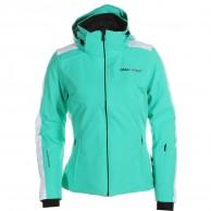 DIEL Brenda skijakke, dame, grøn