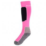 Seger Racer, skistrømper, shock pink
