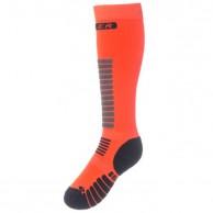 Seger Zone, skistrømper, orange