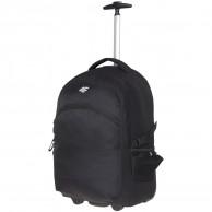 4F Handy Trolley/rygsæk, 28L, sort