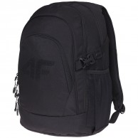 4F Unisex 30L, rygsæk, sort
