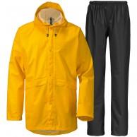 Didriksons Avon, regnsæt, unisex, gul