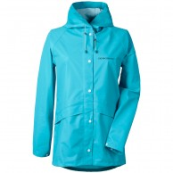 Didriksons Avon Jacket, dame, turquoise