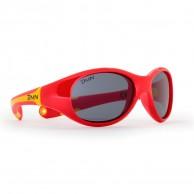 Demon Bunny, solbriller til børn, rød