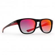 Demon Trend sportssolbriller, sort/rød