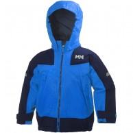 Helly Hansen K Velocity skijakke, barn, blå