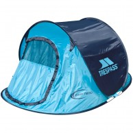 Trespass Swift200 Pop-up telt, turkis