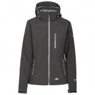 Trespass Bela II, softshell jakke, kvinder, sort