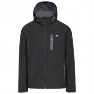 Trespass Accelerator II, softshell jakke, mænd, sort