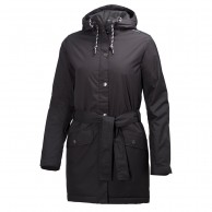 Helly Hansen W Lyness Insulated Coat, dame, black