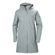 Helly Hansen W Aden Long Insulated, grå