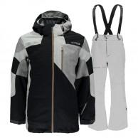 Spyder Vyper/Propulsion Tailored skisæt, herre, grå